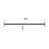 2021018 - Single bar 1800 mm 2