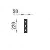 2021018 - Single bar 1800 mm 3