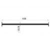 2021032 - Storage shelve parallel 1120x200 - 2