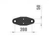 2021032 - Storage shelve parallel 1800x200 - 3