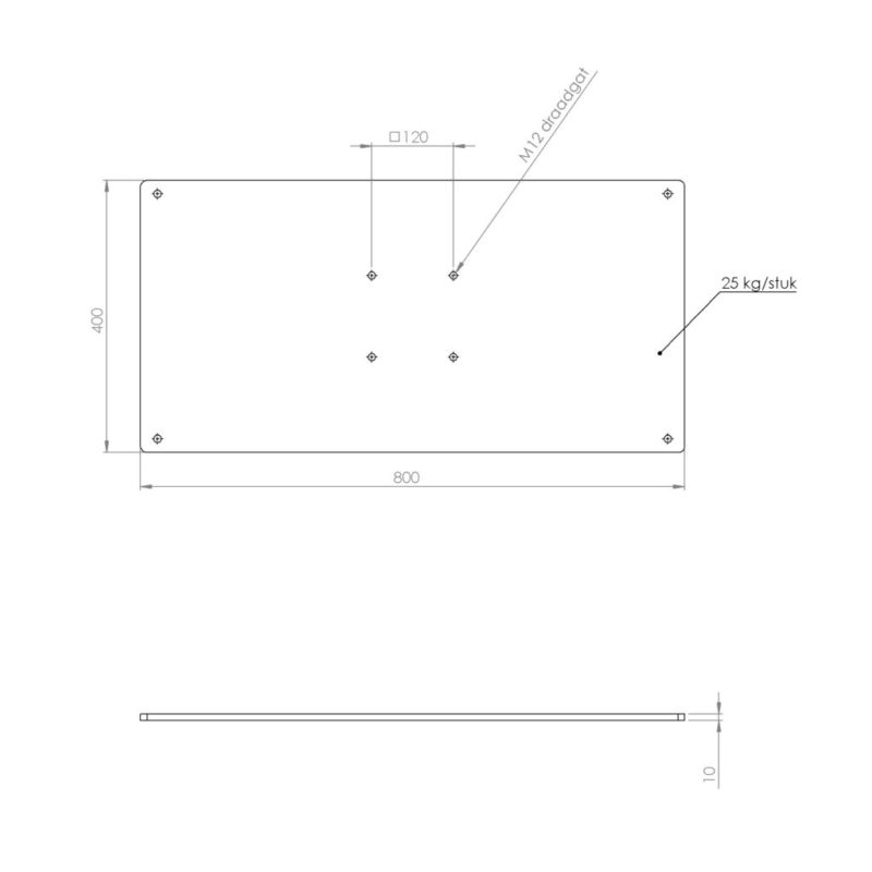 2021045 - Skid plate compact 2